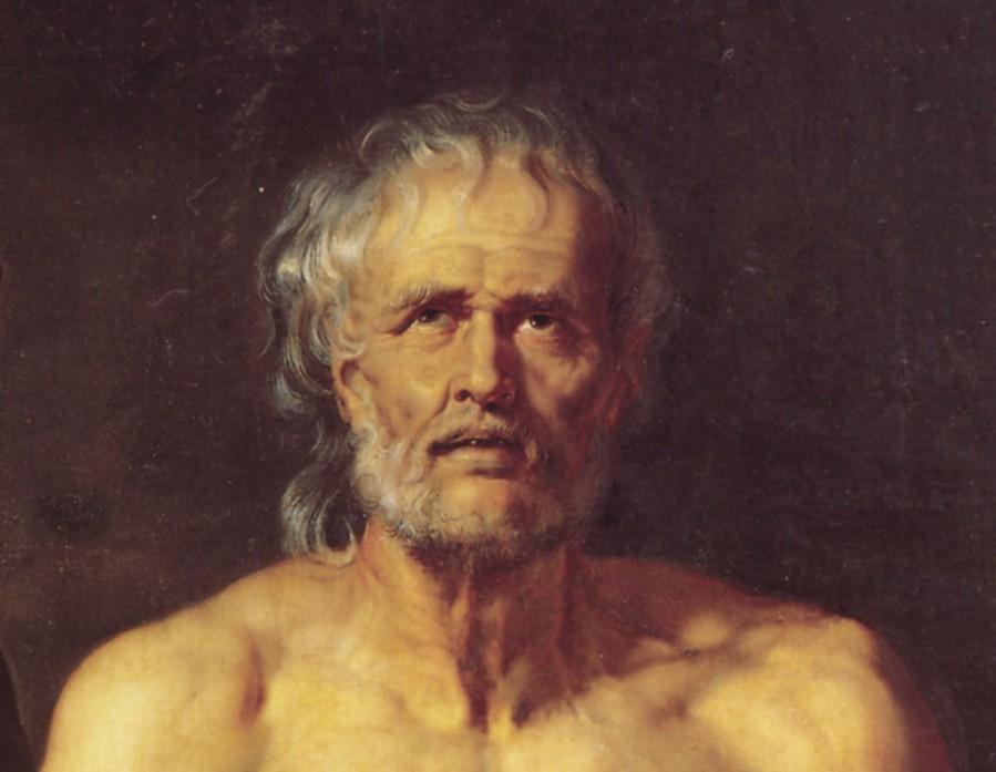 портрет Сенека
