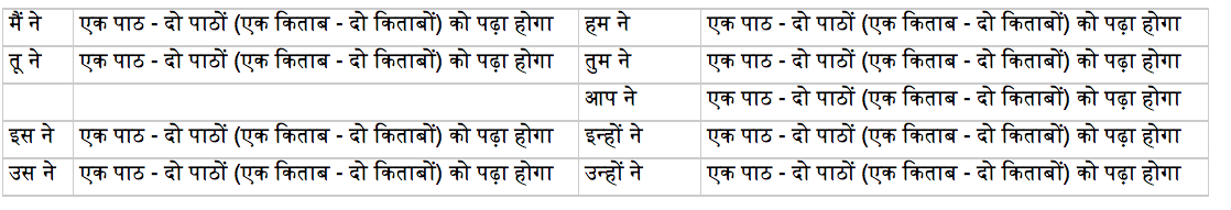 будущее совершенное время в языке хинди