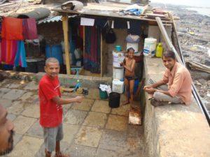 лагерь бедных
