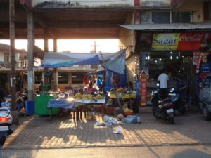рынок Гоа