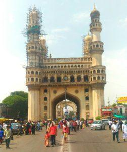 Чарминар, Хайдарабад
