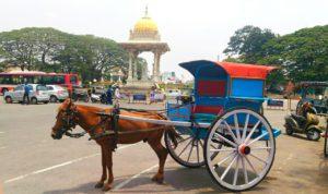Рикша, Майсур, Индия