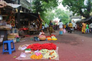 Рынок в Калькуте