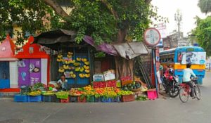 Рынок в Калькутте