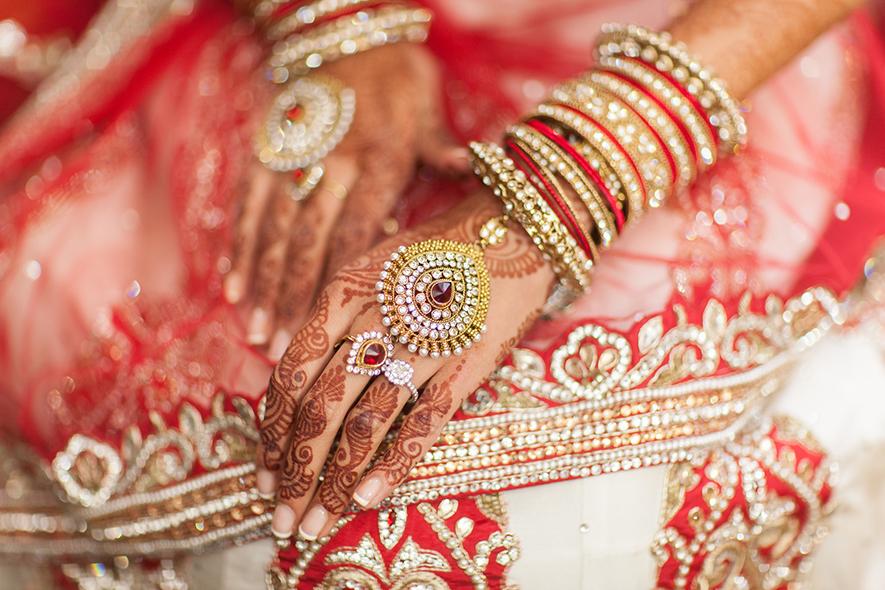 Калира Чуда Пенджаб браслеты Индийская Свадьба