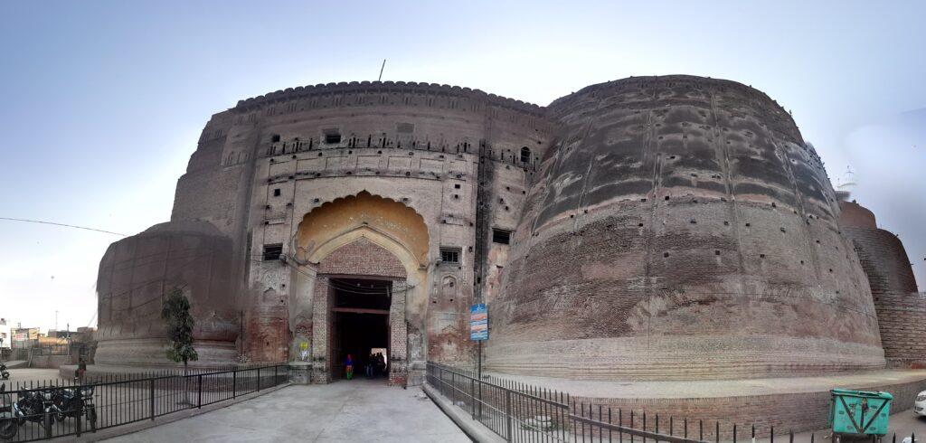 форт Кила Мубарак Индия