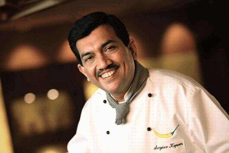 Санджив Капур шеф-пофар Индия