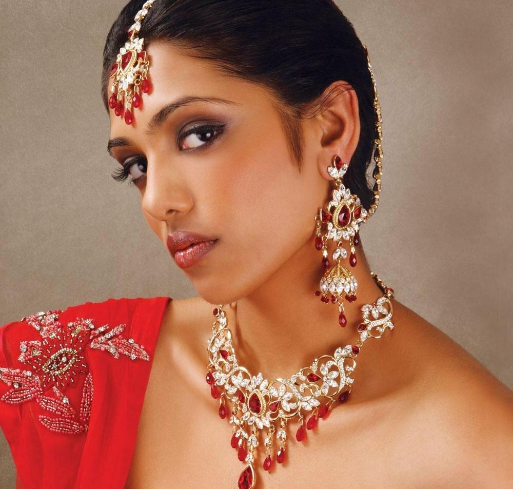 Индийское украшение - Хаат пхул