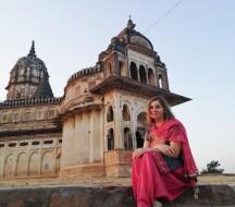 Моя любовь к Индии началась с Рериха