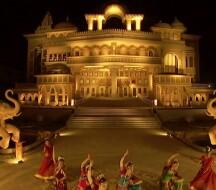 Город Гургаон (ныне Гуруграм) на юго-востоке Харьяны