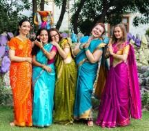 Хинди практика в Индии