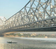 Мост Хора - визитная карточка Калькутты