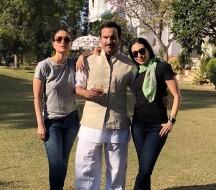 Богатство и роскошь - как живет Болливудский актёр Саиф Али Кхан