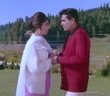 Любовь в Кашмире 1965