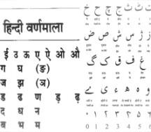 Хинди и урду. Сходство и различие