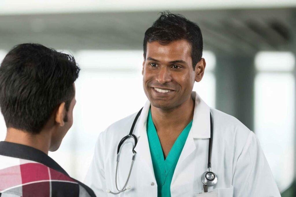 Индия доктор