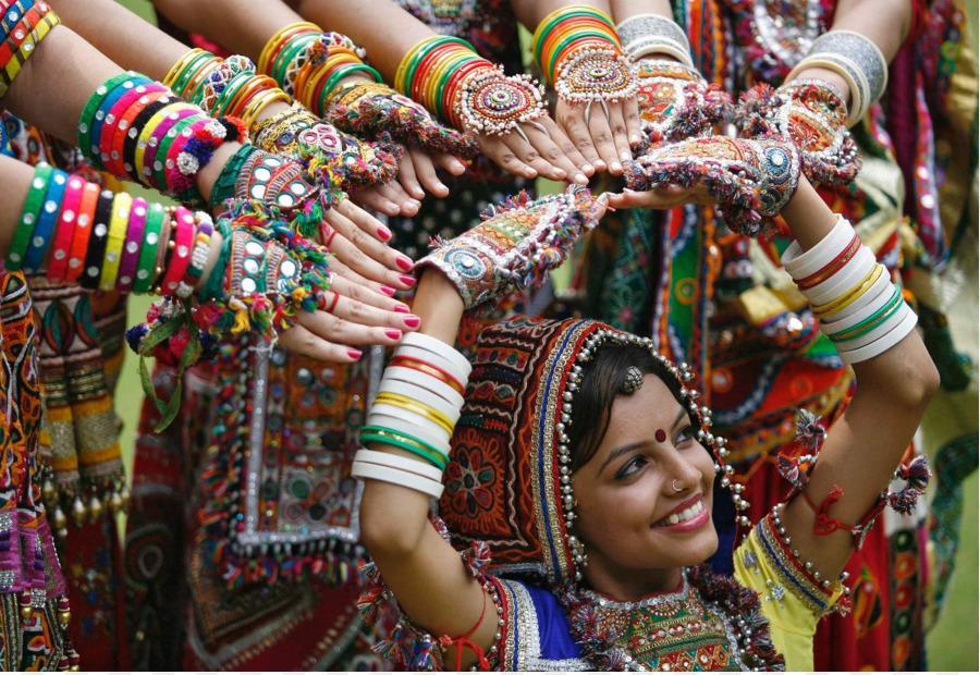 Индия танец