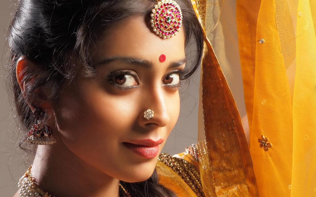 Индианка девушка