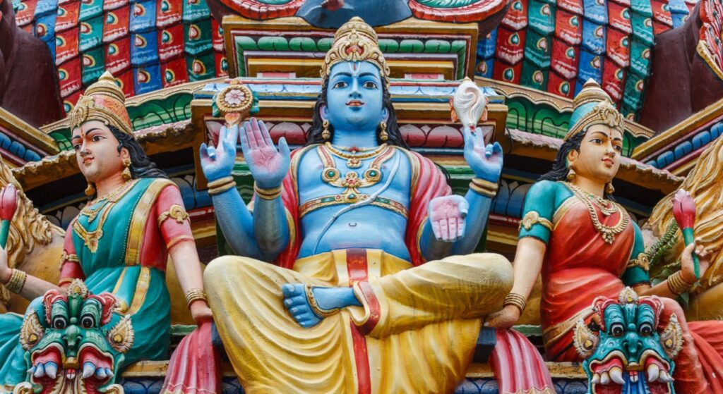 Храм Индия