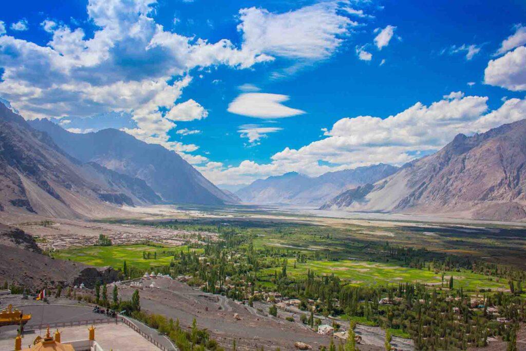 Долина Нубра Ладакх Индия