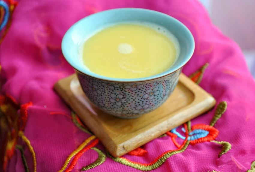 Чай Индия Ладакх гургур ча или часуйма