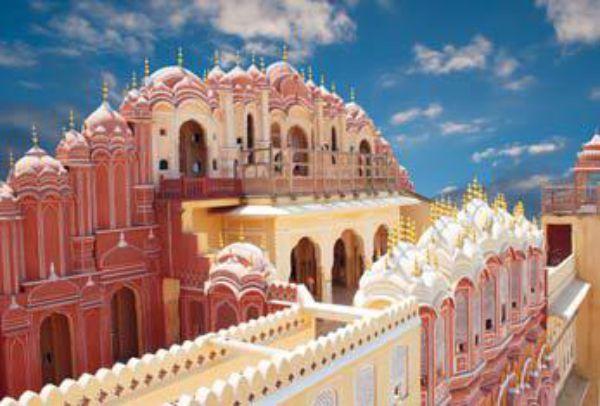 Джайпур Индия хинди