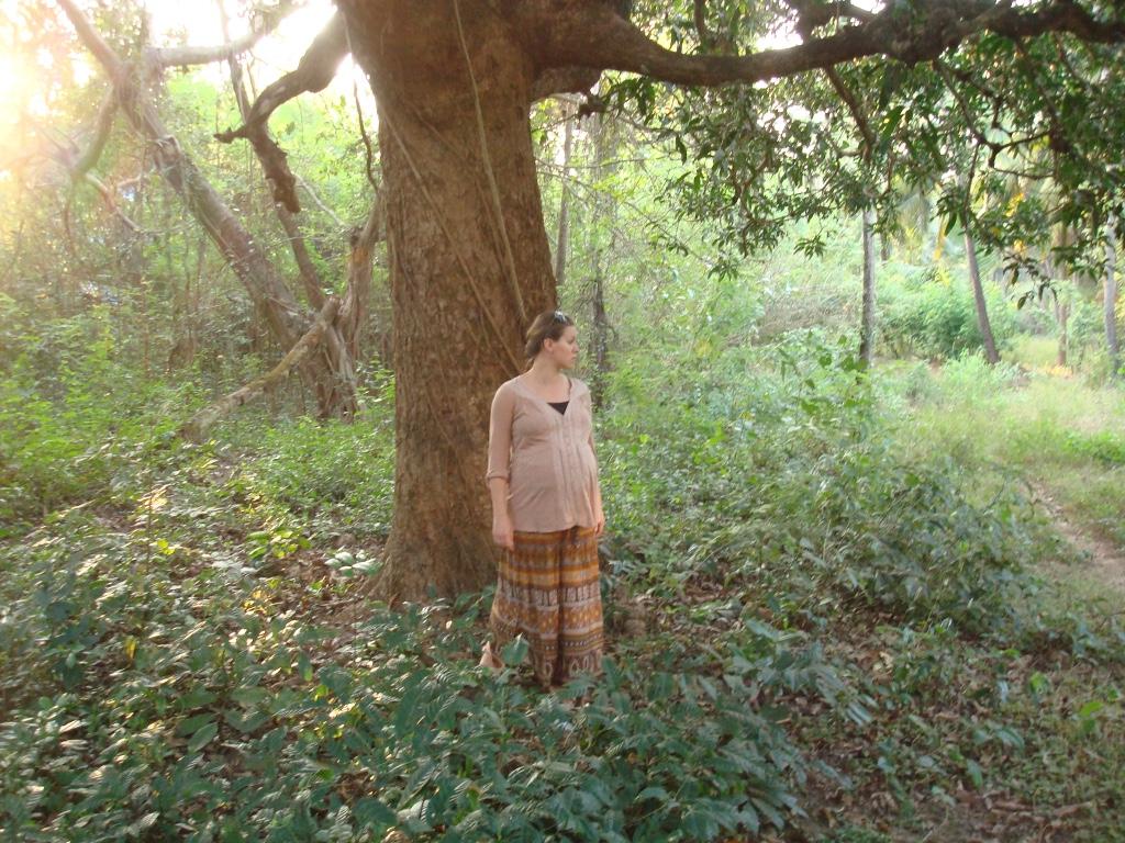 Анна в Гоа